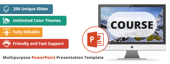 PRO Multipurpose PowerPoint Presentation Template - 25