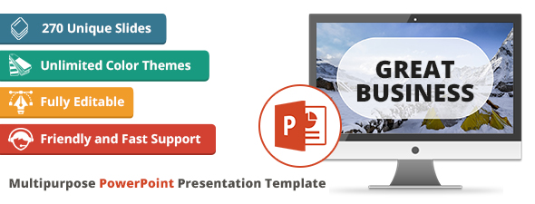 PRO Multipurpose PowerPoint Presentation Template - 32