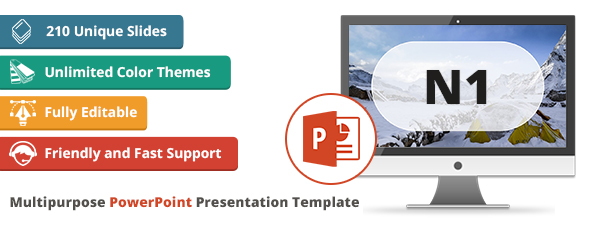 PRO Multipurpose PowerPoint Presentation Template - 27