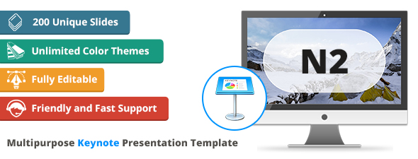 PRO Multipurpose PowerPoint Presentation Template - 30