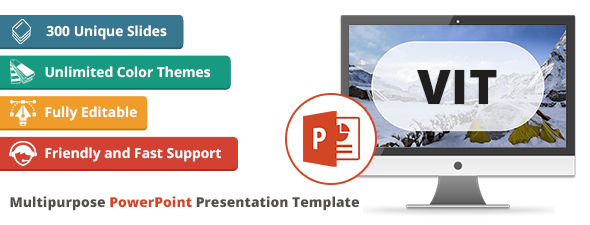PRO Multipurpose PowerPoint Presentation Template - 21
